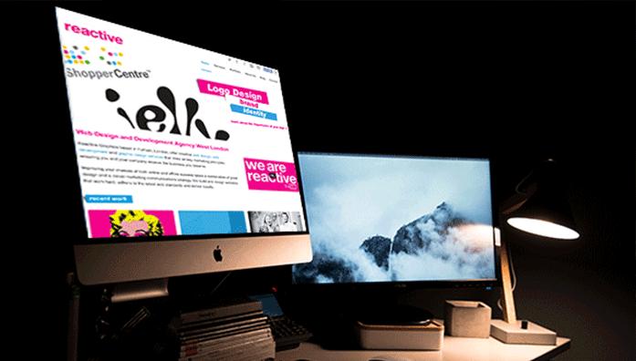 computer web page