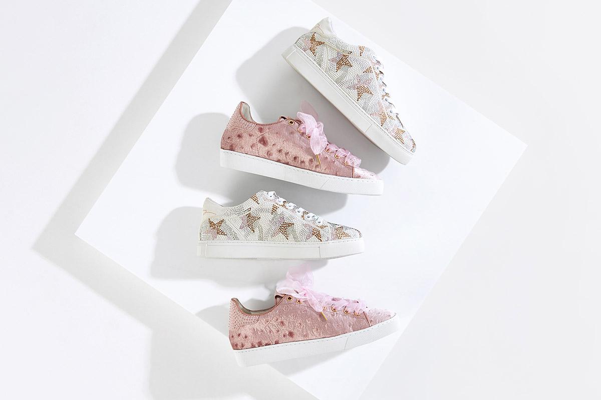 2019 – Blue Velvet Shoes: Web Design