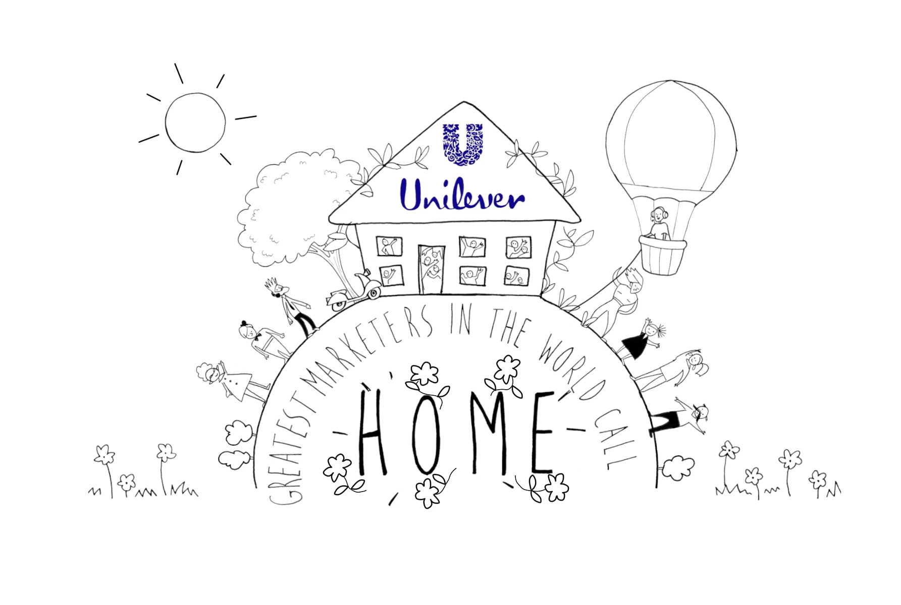 2019 –  Unilever: Video Illustration