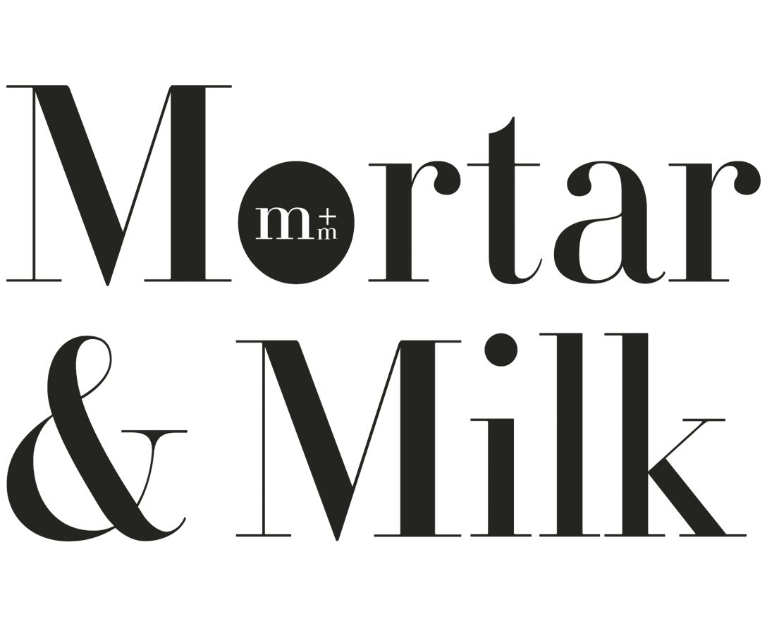 Mortar & Milk Logo