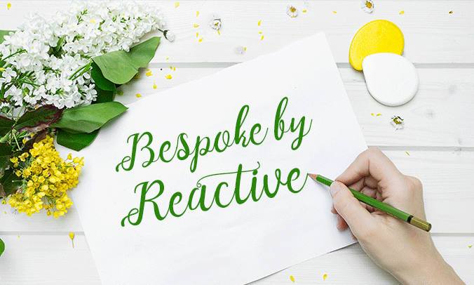 Bespoke Web Development By Reactive