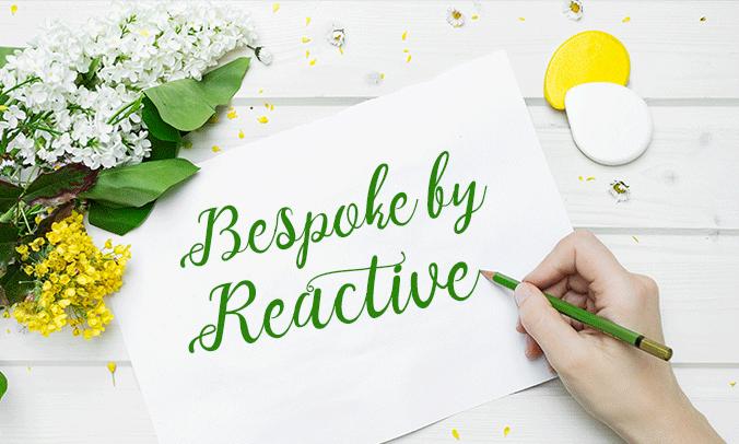 Bespoke Web Development By Reactive