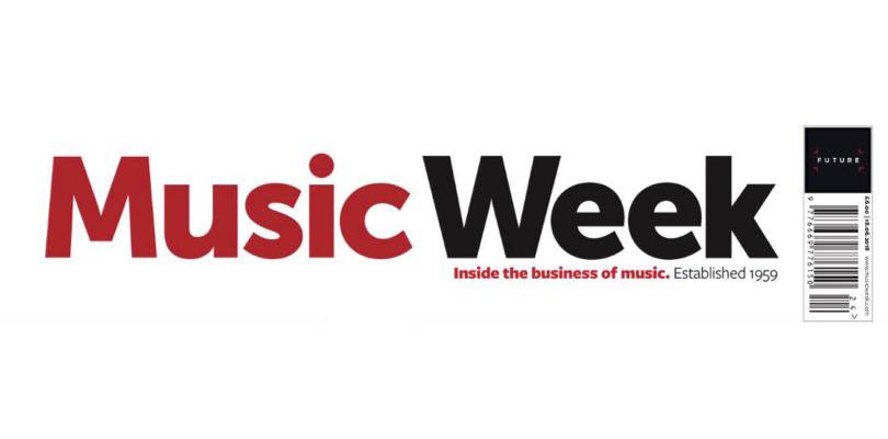 Music Week Reactive Graphics