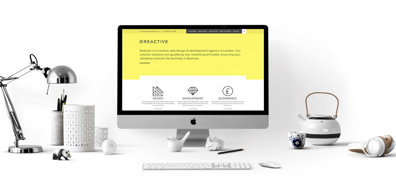 Signs it's Time for a New Website - Reactive Graphics