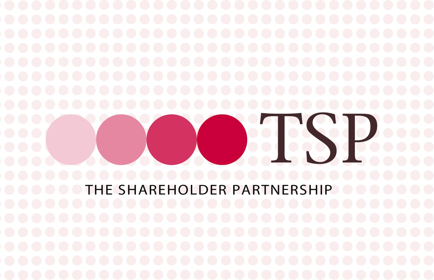 Branding – TSP Shareholder Image