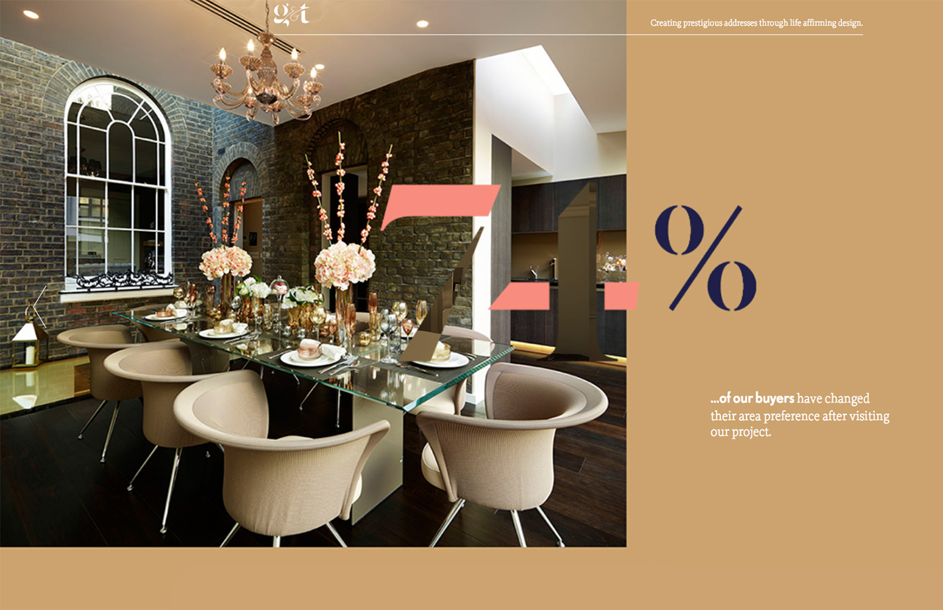 property web design reactive graphics