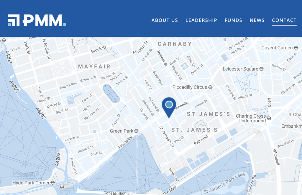 pmm-financial web map