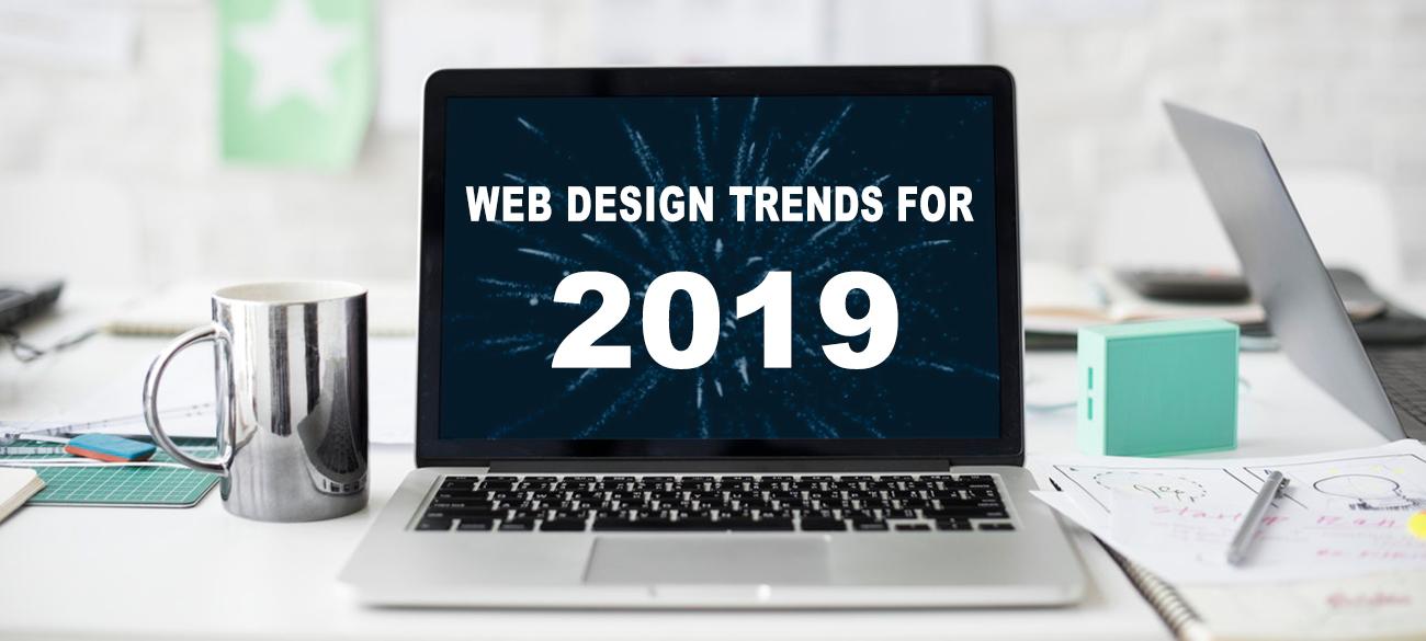 future web design trends 2019