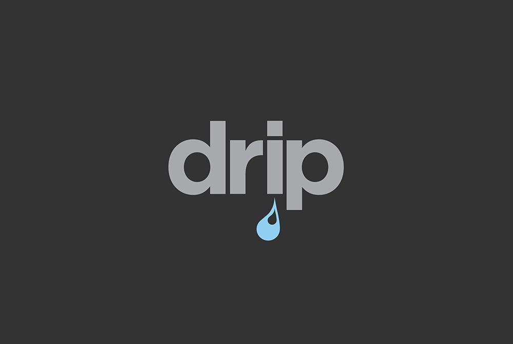 2019 – Drip: Brand Identity