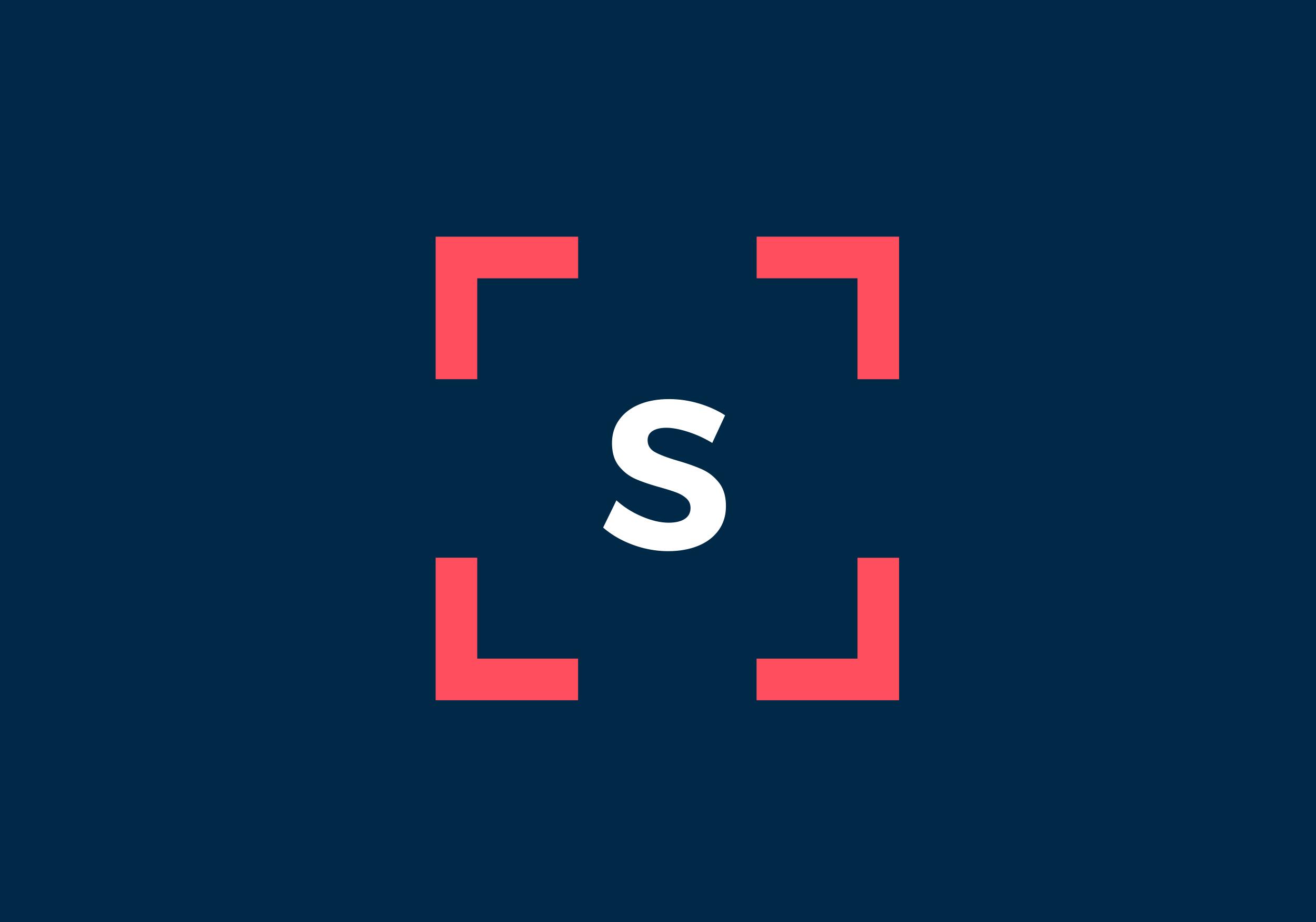 space logo brand identity