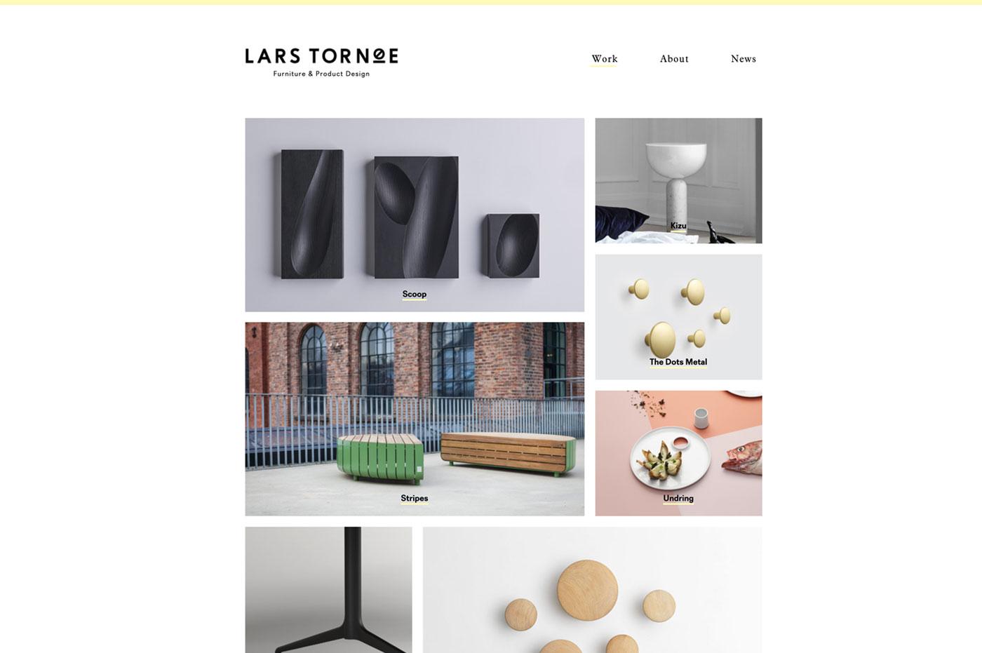 website for designer