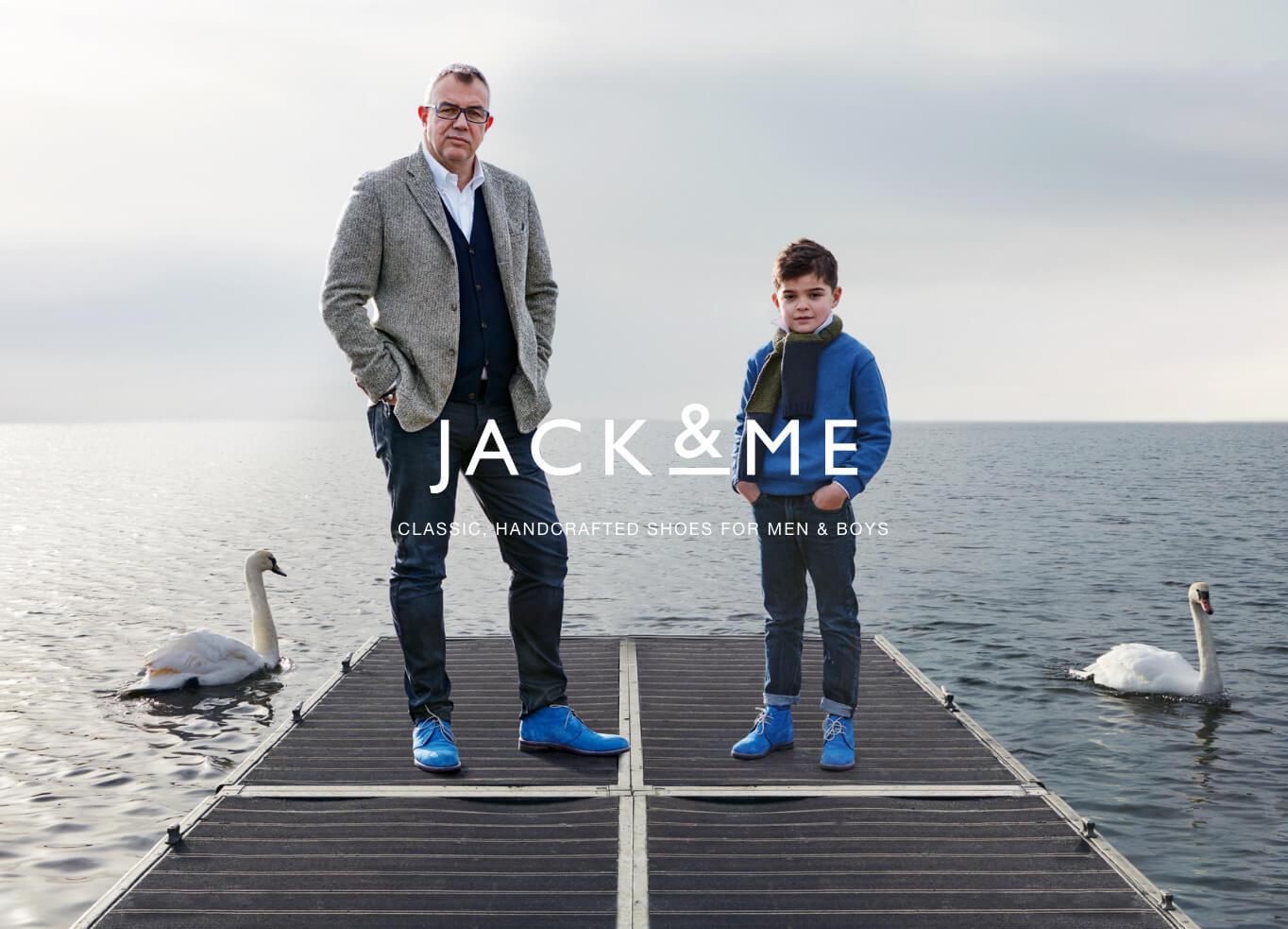 <span>Jack&Me</span> <br>WooCommerce design