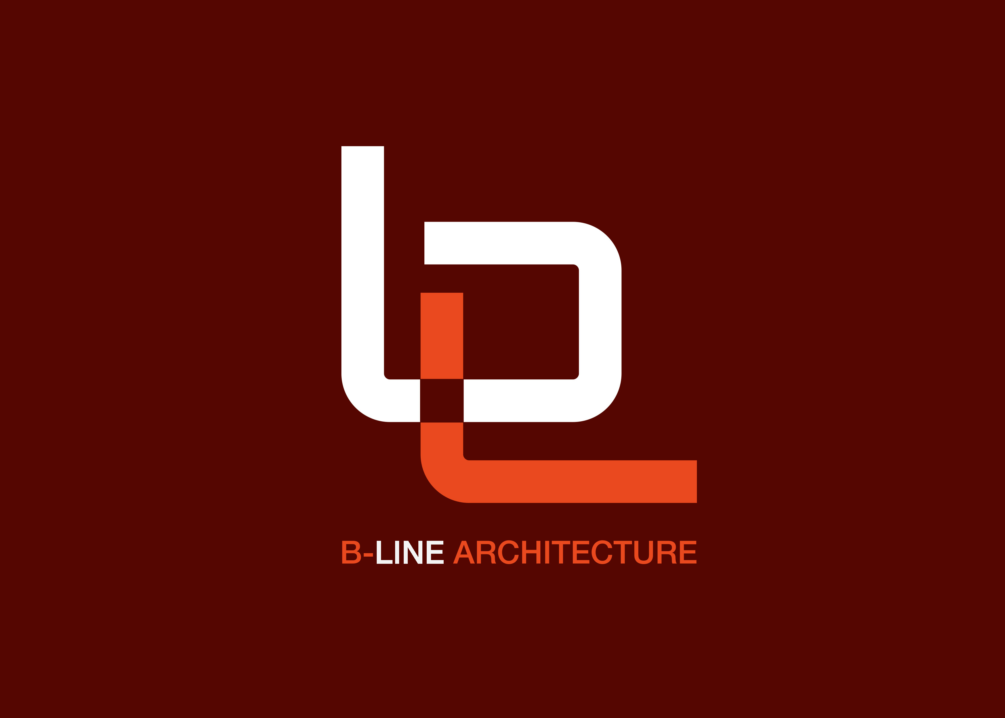 B-Line Architecture - Brand Identity