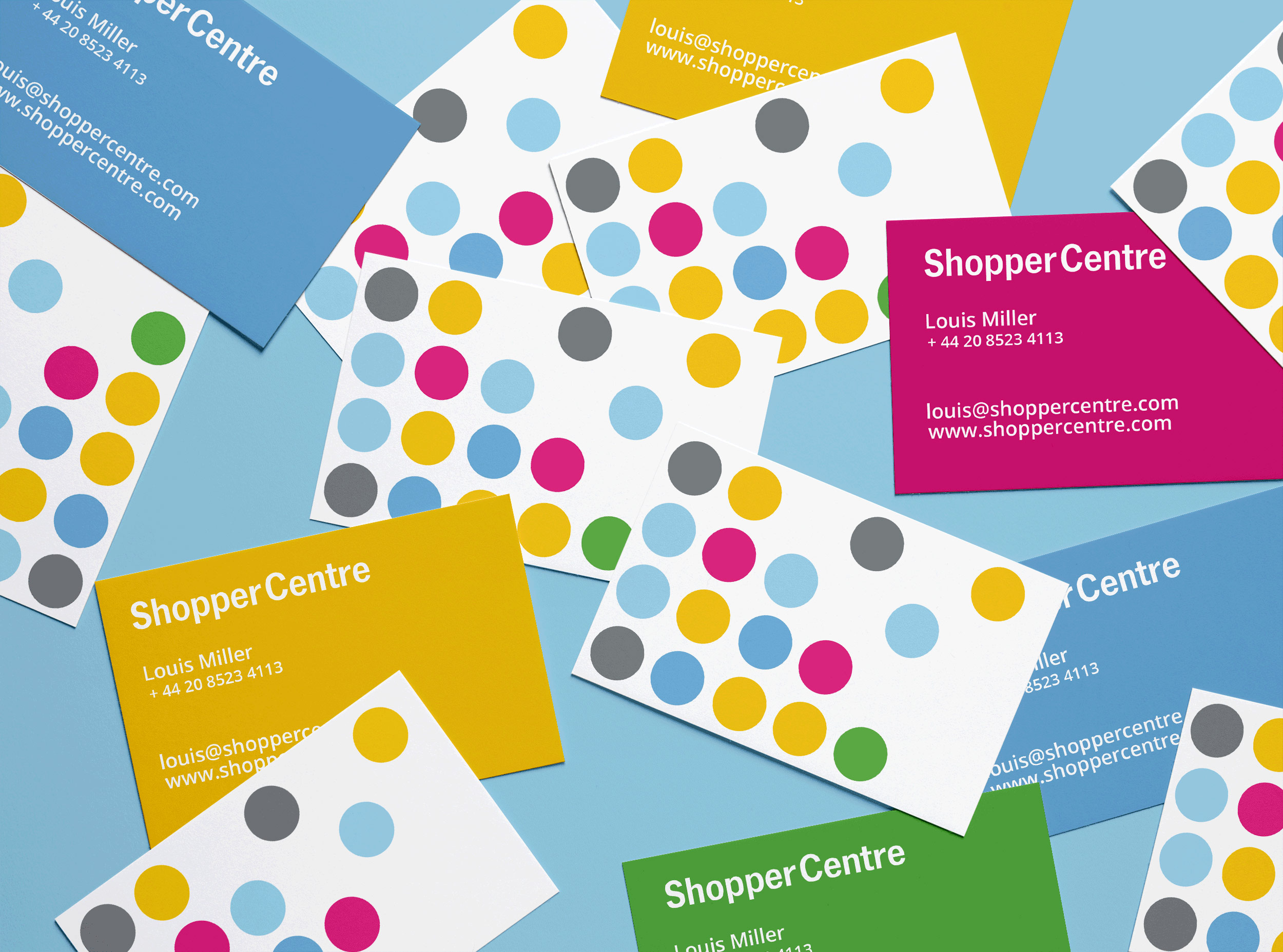 Branding – Shopper Centre Image