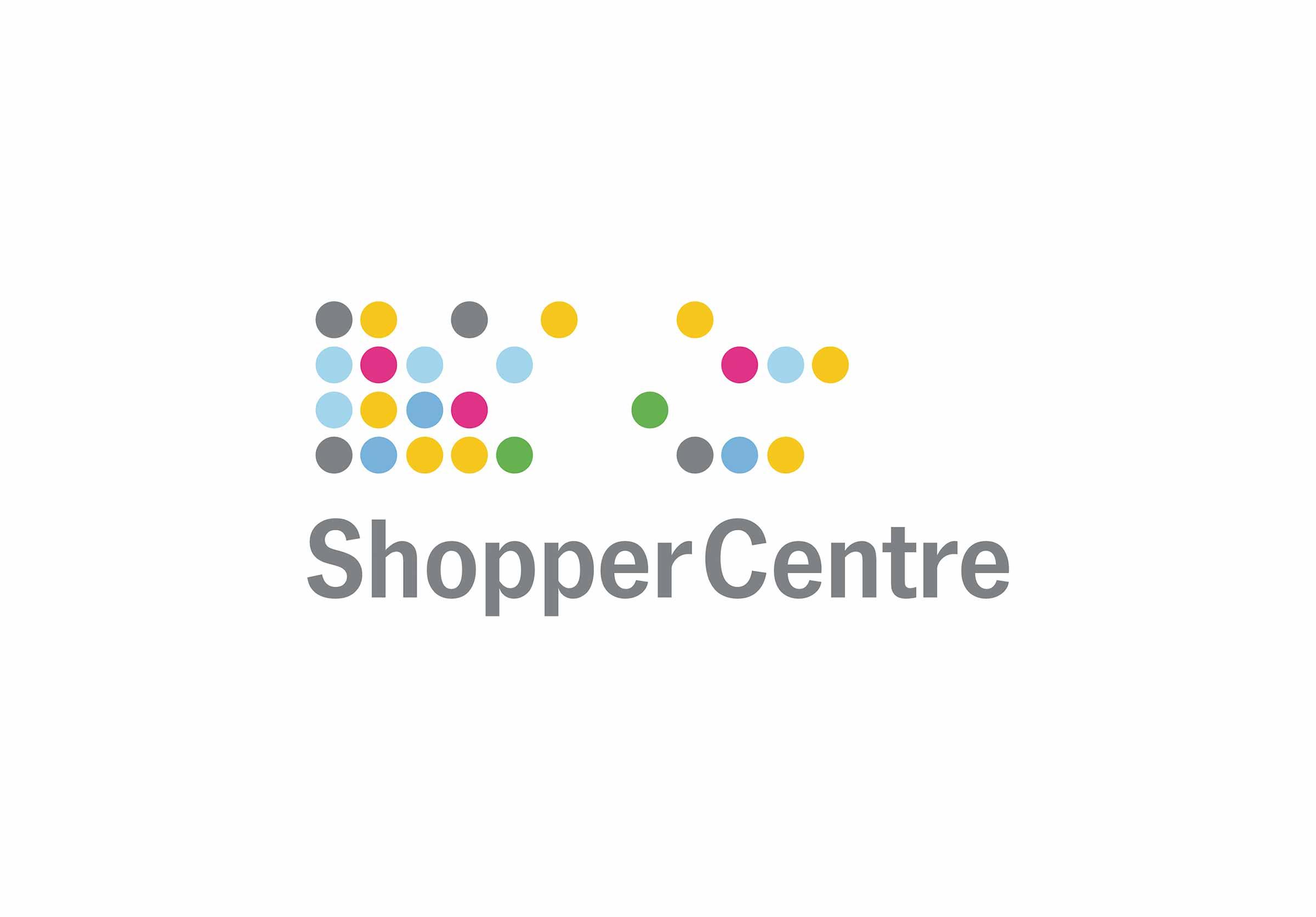 Shopper Centre brand identity