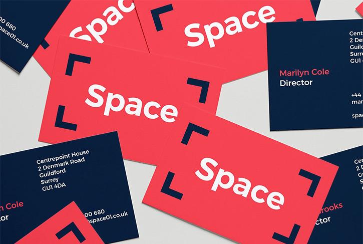 2019 – Space: Brand Identity Design