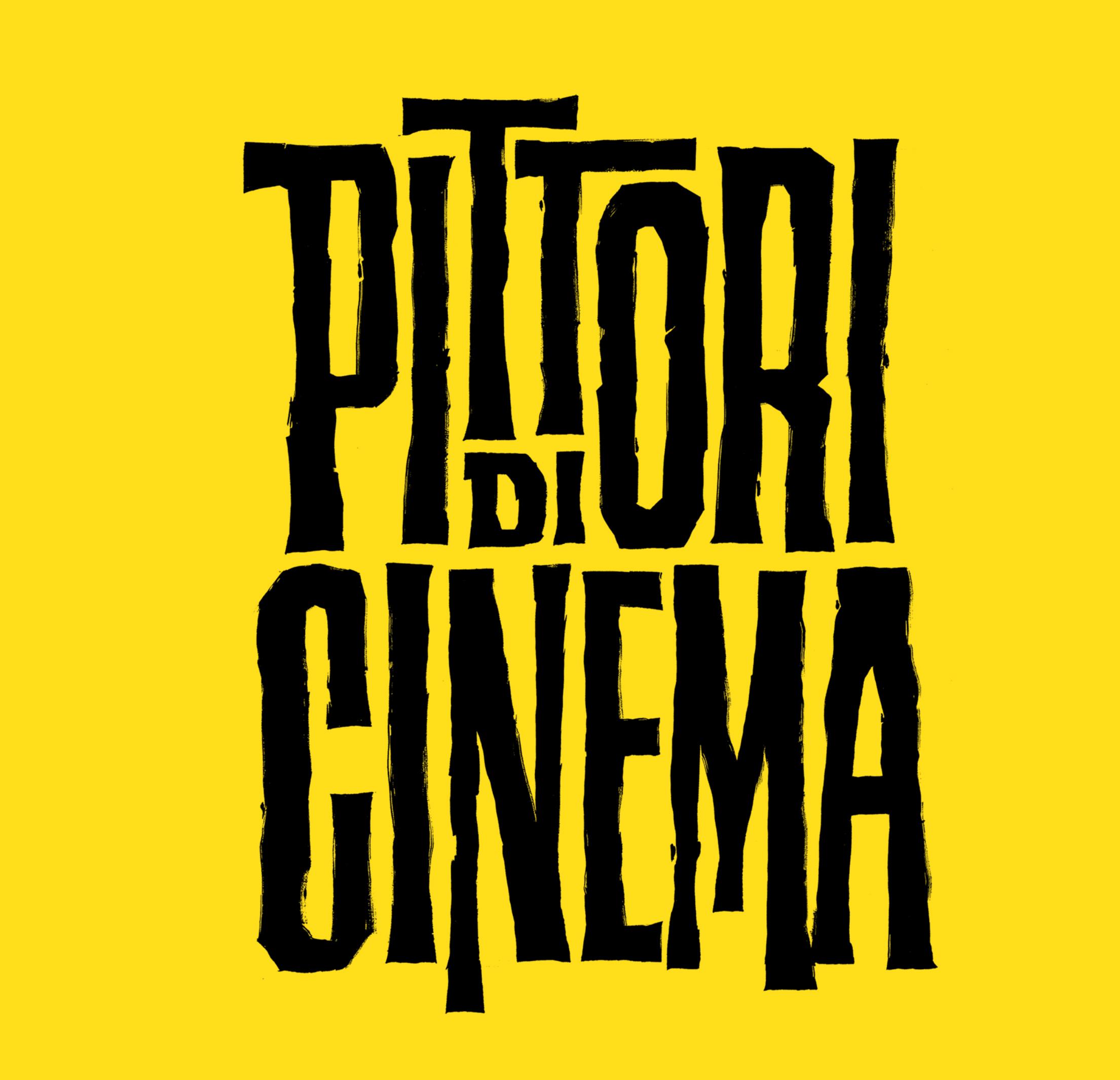 typography cinema logo