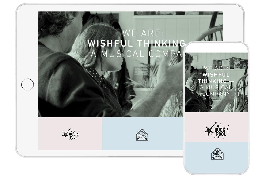 Wishful Thinking WordPress Web Development