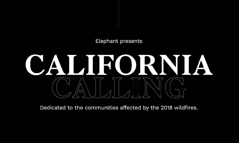california calling web design