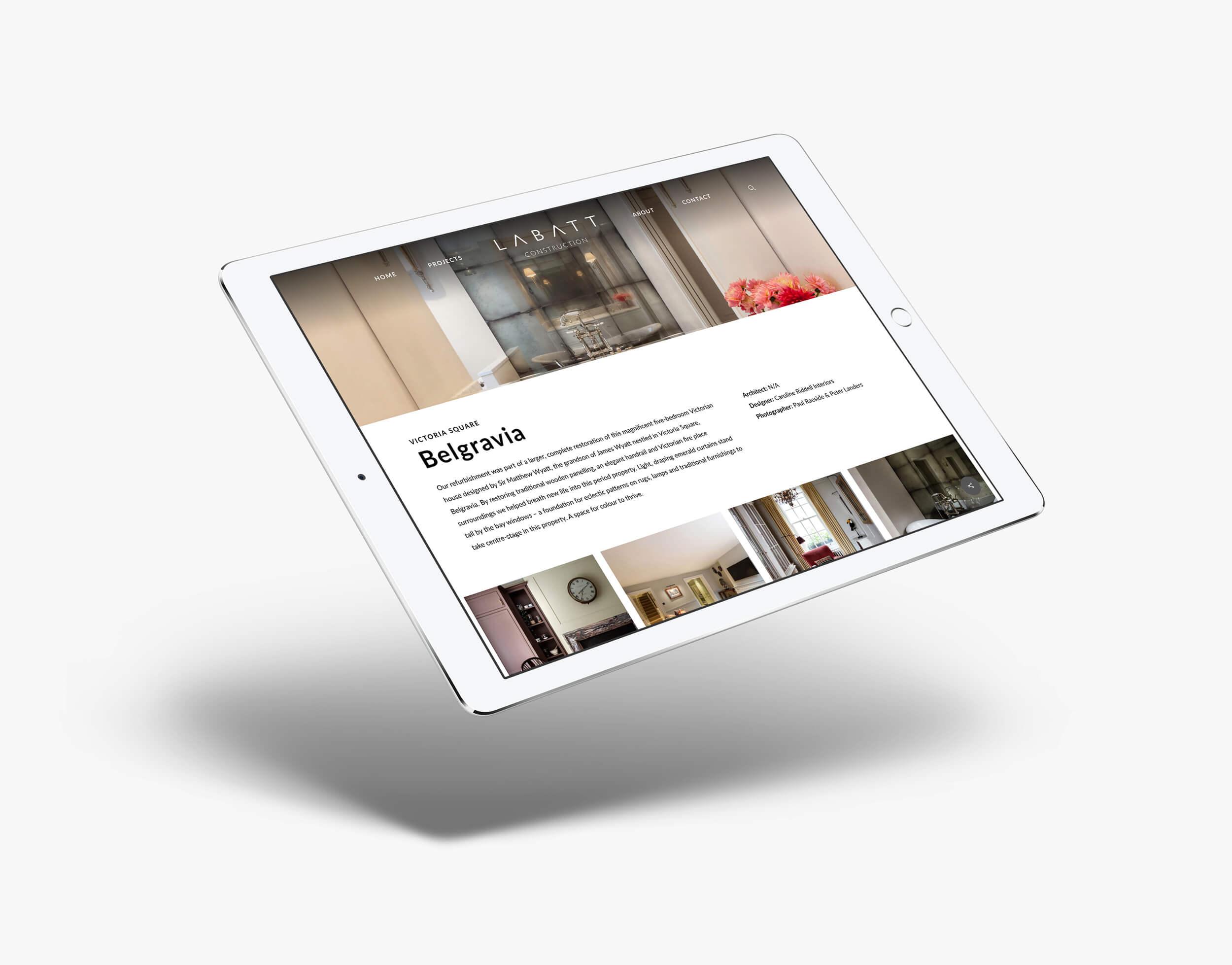 labatt webdesign