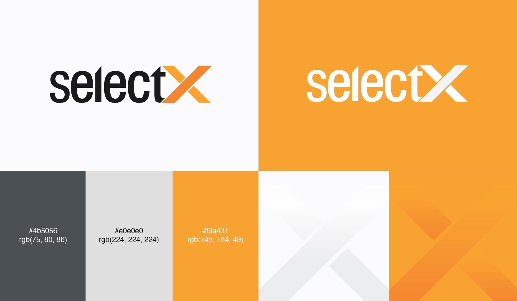 selectx-brand-identity