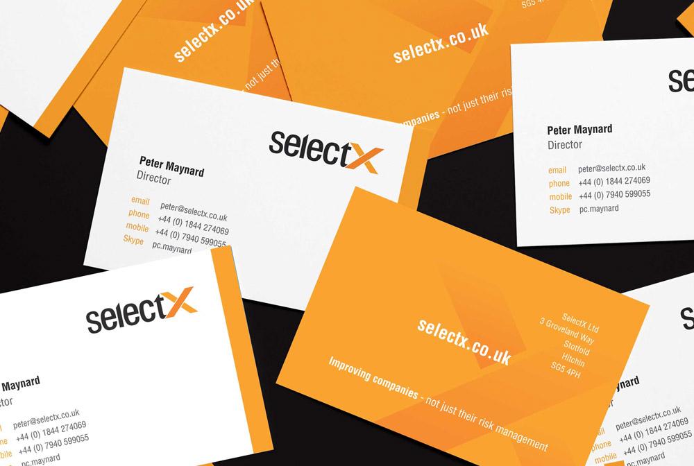 Branding – Selectx