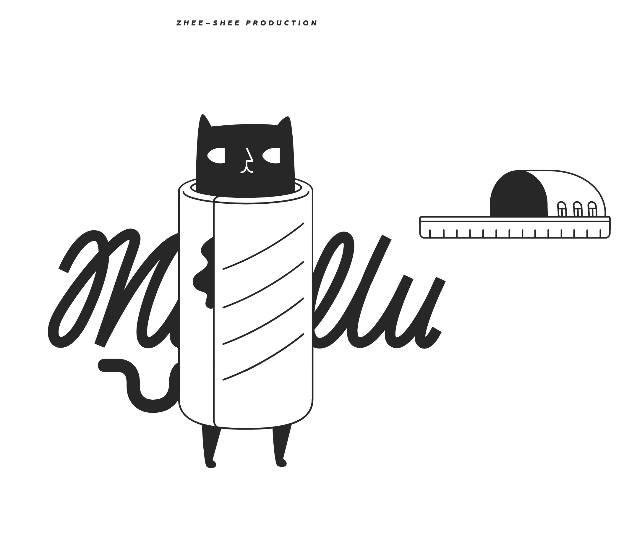 cat-graphic-design
