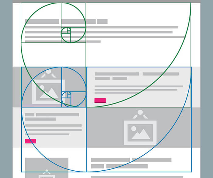 The Golden Ratio and web design