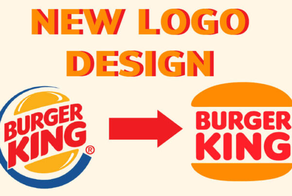 A Designers Opinion on the New Burger King Logo Inspiration