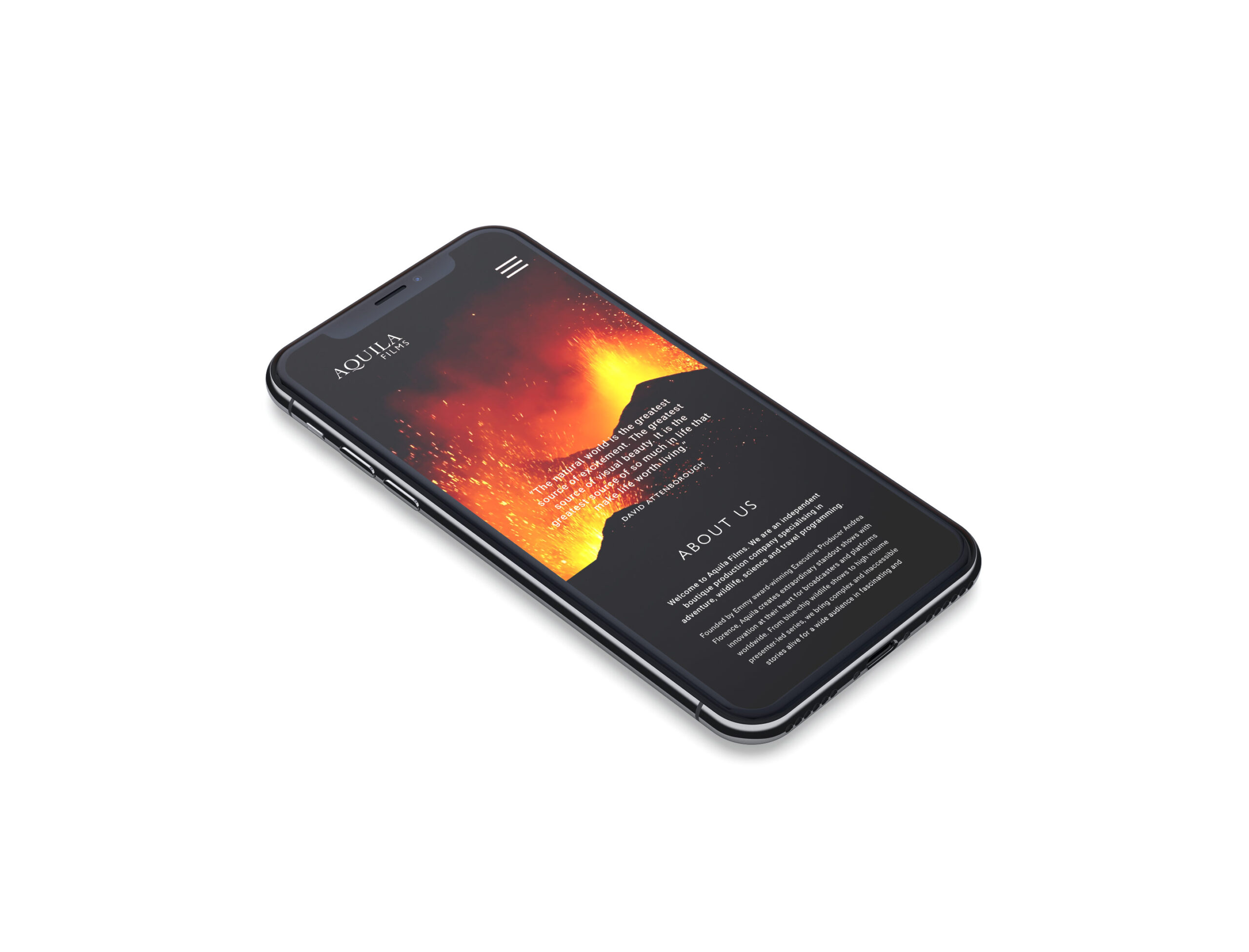 Iphone X Aquila