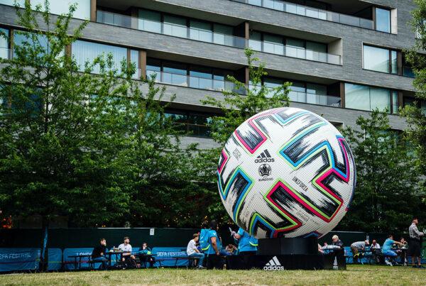 Euro 2020 Giant Ball