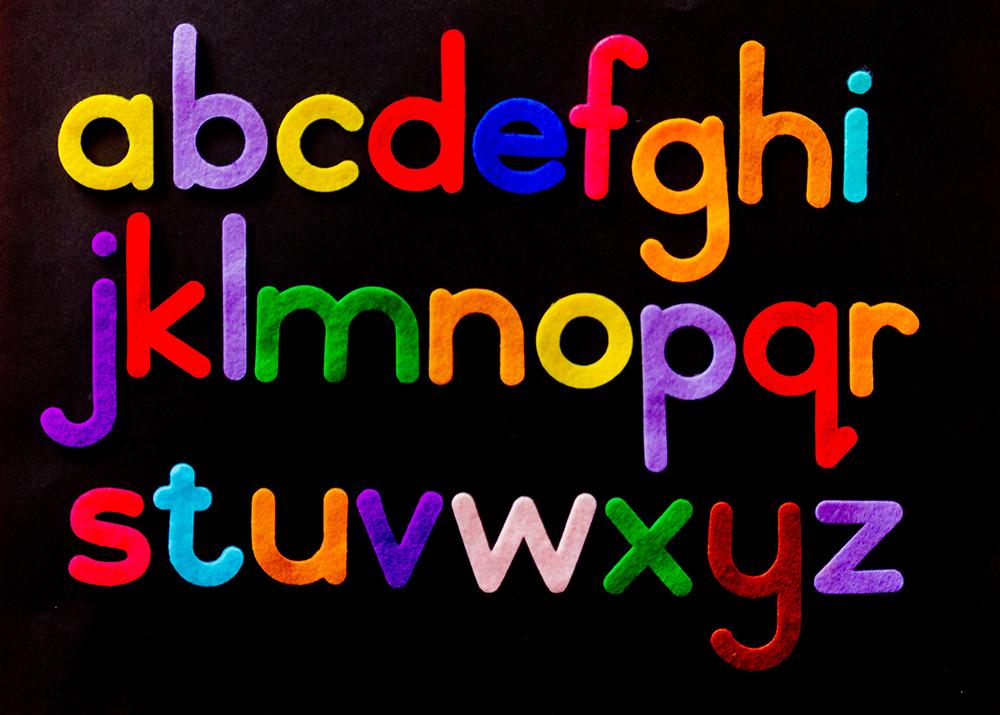 Text Colour Contrast